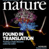 Noller laboratory research on the ribosome featured on the cover Nature, April 3, 2008.